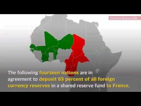 Africa - Modern Day Slavery - France AFRIQUE - Exploitation