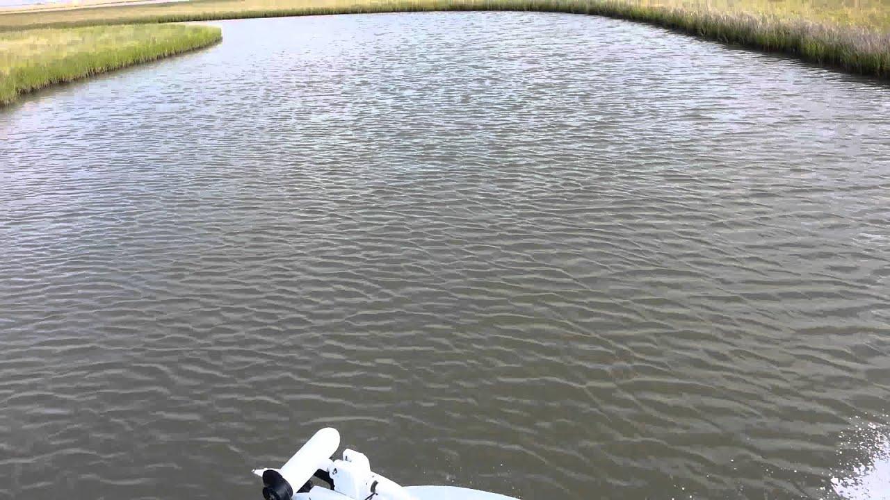 14 5ft shoalwater cat cruising the back lakes