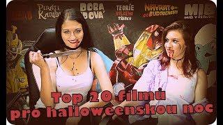 Top 20 filmů pro halloweenskou noc (hororové filmy od roku 2000)