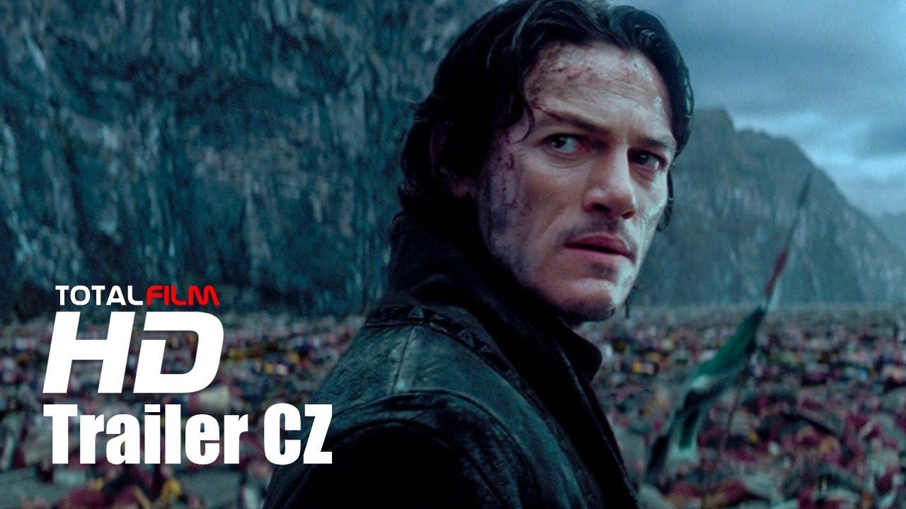 Drákula: Neznámá legenda (2014) CZ HD trailer