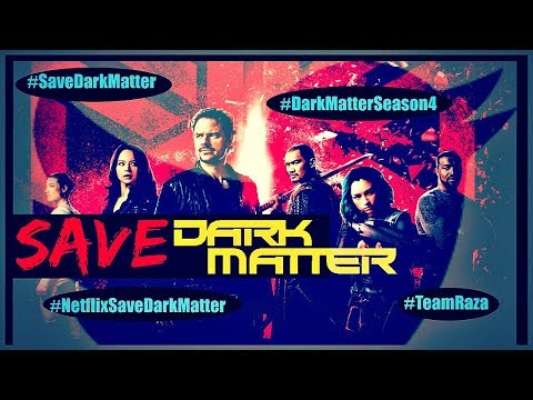 Dark Matter Why was it cancelled and How to Save it