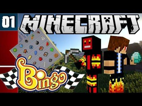 Minecraft | Bingo Race : C'est qui le plus vieux ?