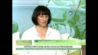 Gambar cover YOGA SAVEZ SRBIJE - Bosiljka Janjusević, TV Happy, 04.07.2012.