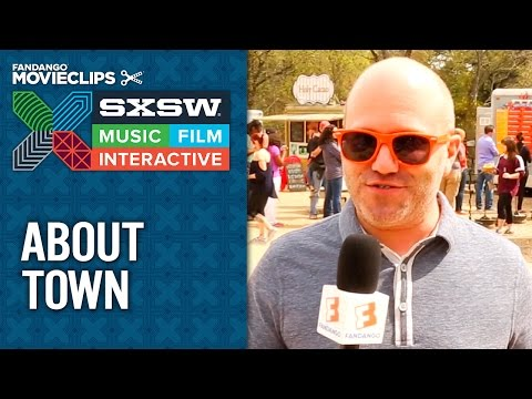 SXSW 2015 - About Town with Erik Davis - Film Festival Video HD