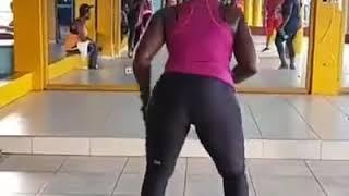 Ghana's Sex Doctor (Mama Zimbi) Dances To Shatta's Freedom   ktk Media Gh