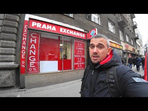 Лучший обменник в Праге !!!