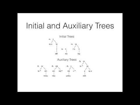 Tree Adjoining Grammars