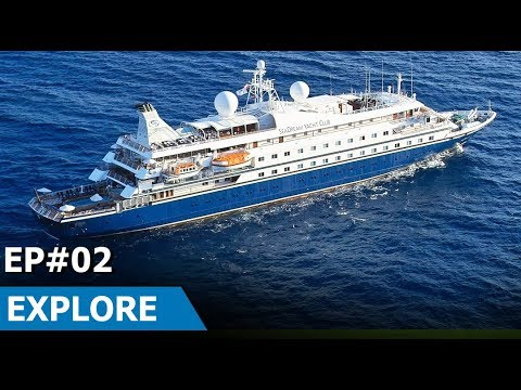 World's Largest & Luxurious Cruise Ship | Queen Mary Ii | Freedom Of The Seas | Explore : Episode 2