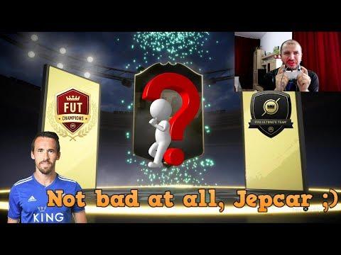 NO FUCHS GIVEN IMI POARTA NOROC   INCREDIBIL - 4 WALKOUT LA REWARDS   FIFA 19