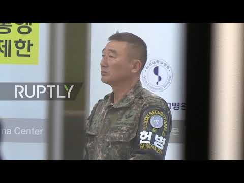 South Korea: Shot, wounded DPRK soldier defects to South