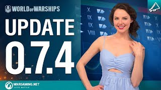 dasha presents update 074 world of warships