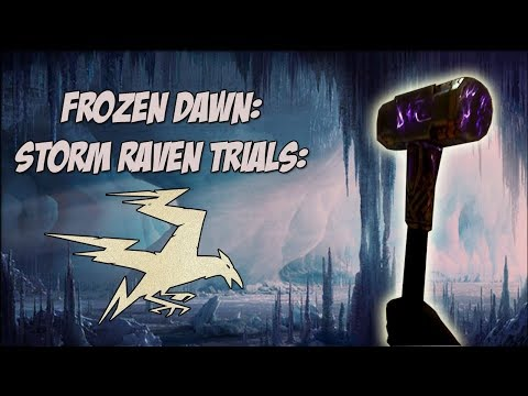 Thule's Hammer Guide - Survive the Stormraven Trials! (The Frozen Dawn Guide)