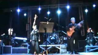 Antonella Ruggiero - Stasera...che sera! 12-08-11.avi