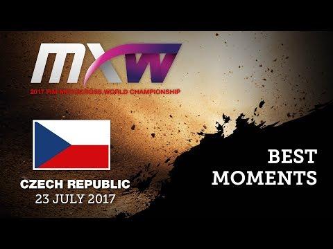 WMX Race1 Best Moments_MXGP of Czech Republic 2017