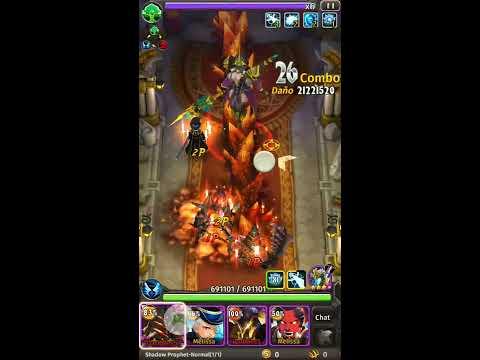 Hyper Héroes- Shadow Prophet-cooperative