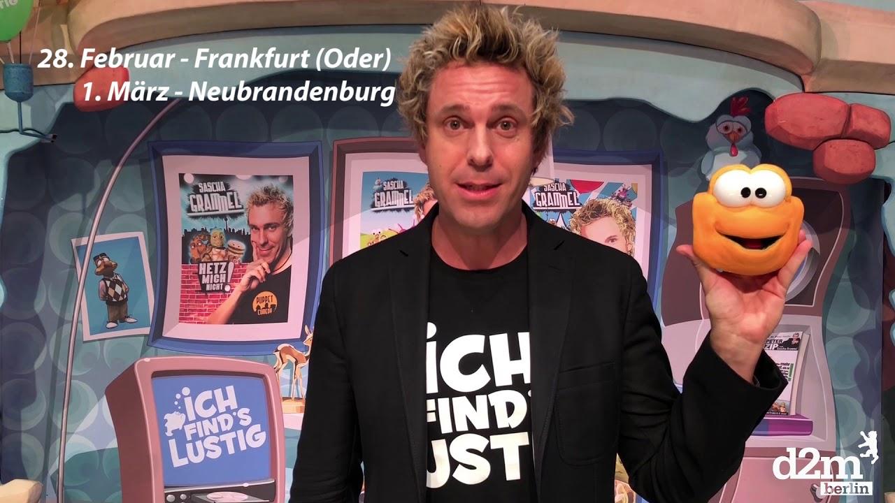 Sascha Grammel Ich FindS Lustig Trailer