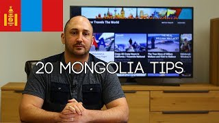 20 Things to Know Before Going to Mongolia