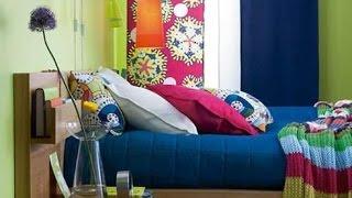 Креативный Дизайн Интерьера Спальни «Спальня Современной Девушки Дизайн Фото»