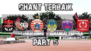 Download CHANT TERBAIK LIGA INDONESIA || PART 5
