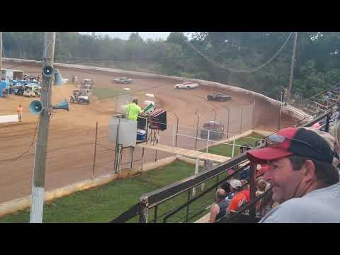 Lake Cumberland Speedway grassroots hobby stock hot laps 7/13/19