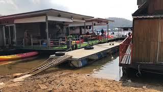 ล่องแพกาญจนบุรี แพน้ำข้าว