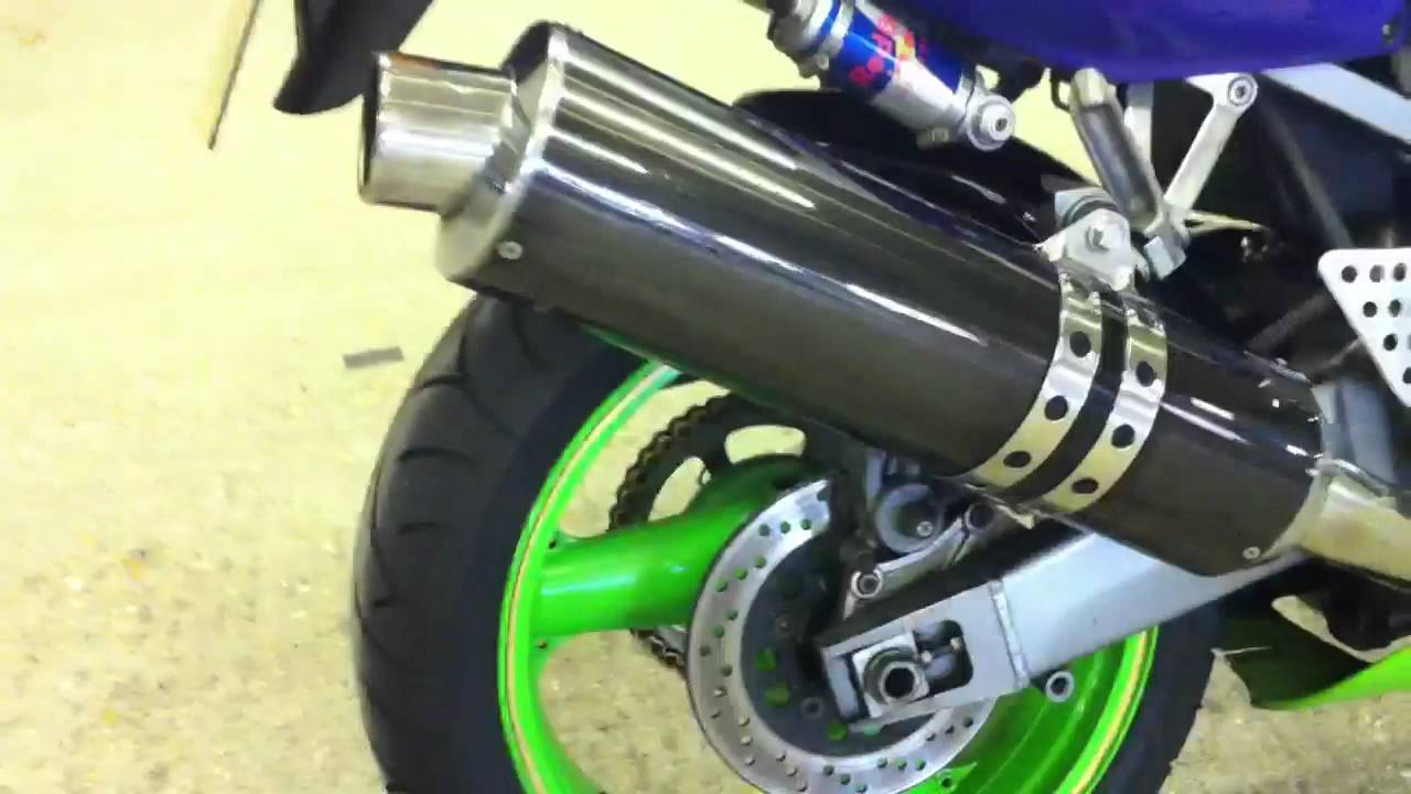 Kawasaki Zx9r 1995 B2 Youtube