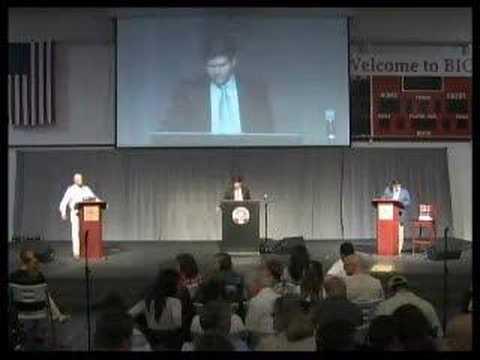 Part 7 - Dinesh D'Souza Debates Peter Singer