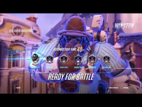 Winston annihilating on volskaya industries