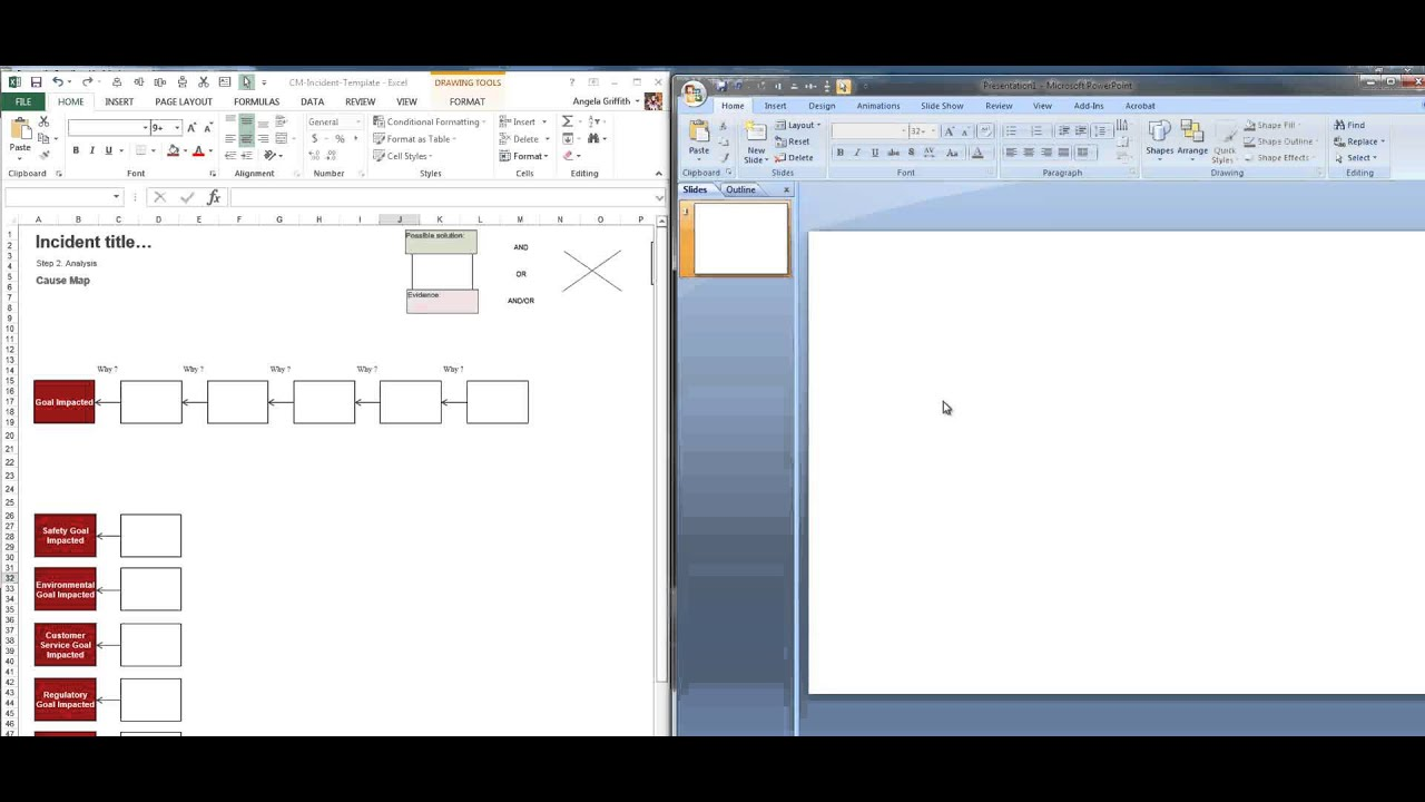 How To Make A Diagram In Powerpoint