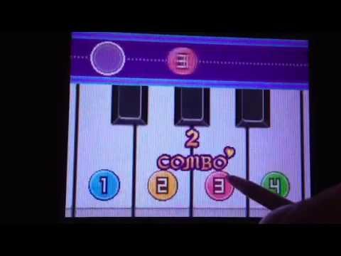 Winx club rock stars The chiwambo song keyboard