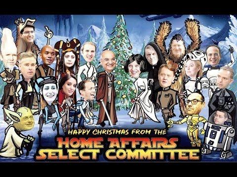 Cheesy Politician Holiday Cards