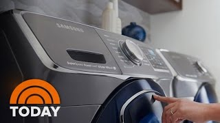 Samsung Isn't Fixing Recalled Washing Machines, Some Consumers Say | TODAY