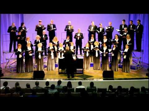 Академическая хоровая капелла УР (14) Роберт Чилкот 'Маленькая джазовая месса'