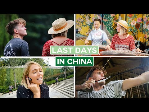 Last Days in China