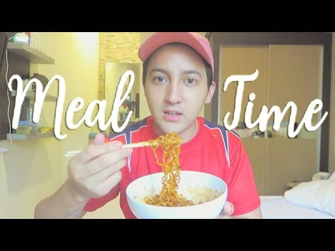 Meal Time - Samyang Nuclear VS Samyang Mala