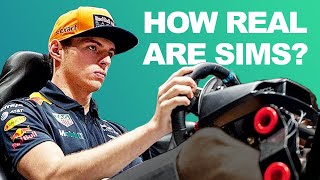 How Realistic is Sim Racing?