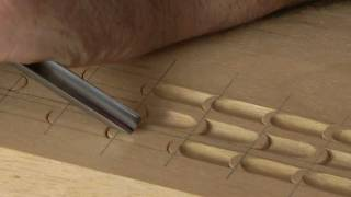 Wood Carving With Chris Pye, Master Woodcarver
