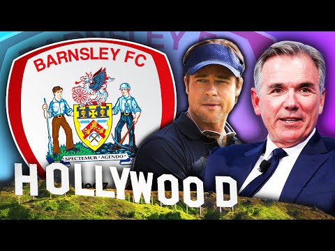 The HOLLYWOOD Story Behind BARNSLEY FC & 'Moneyball' Recruitment...
