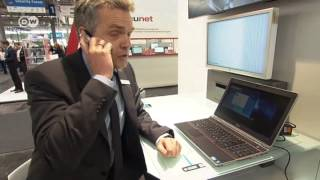 Cebit: Das Geschäft mit der Datensicherheit | Journal