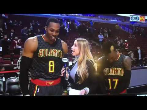 Dwight Howard Funny Interview ٭MUST WATCH٭ Hilarious!