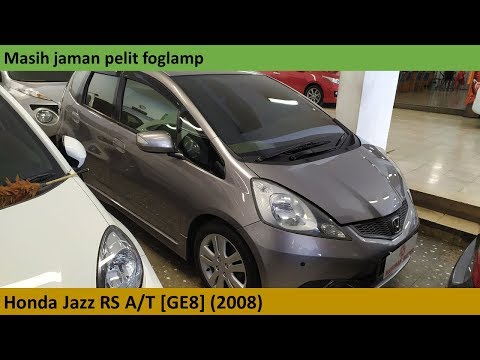 Honda Jazz RS [GE8] (2008) Review - Indonesia