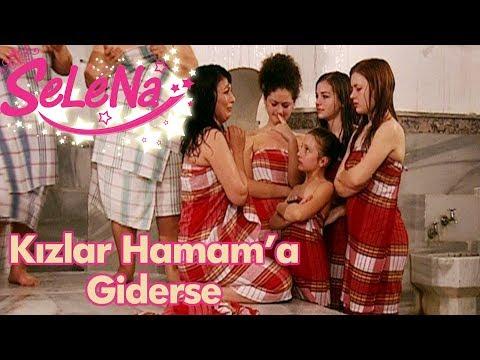 Kızlar Hamam'a giderse
