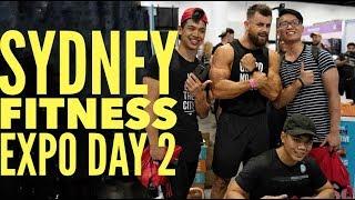 Sydney Fitness Expo Vlog Day 2 | Nathan McCallum