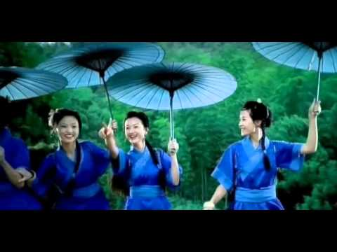 Beautiful Chinese Music【13】Traditional【Shepherdess's Song】.mp4