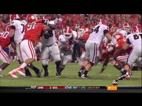 Clemson Vs Georgia FULL GAME HD 2013