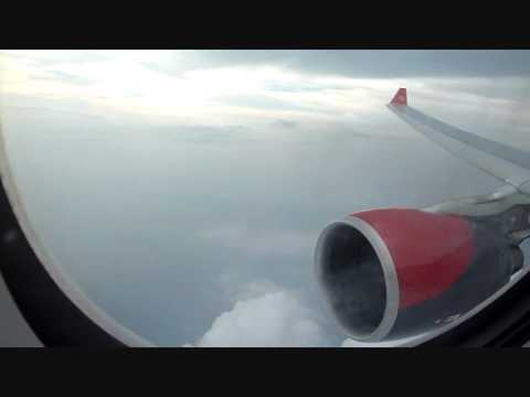 RJ180: Royal Jordanian flight from Bangkok to Kuala Lumpur with Airbus A330-200 JY-AIF