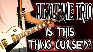 Alkaline Trio - Is This Thing Cursed? (FULL ALBUM) Guitar Cover
