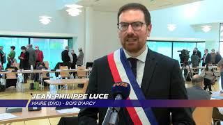 Yvelines | Le nouveau maire de Bois D'Arcy, Jean-Philippe Luce, a été élu