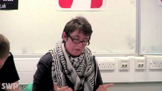 Anne Alexander - Palestine and the Arab revolutions