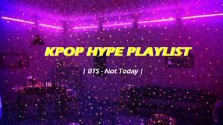 KPOP Upbeat/ Hype Playlist Pt. 2